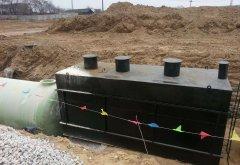 新农村一体化生活污水处理设备