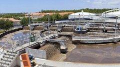 高坪污水处理厂新增高效生物膜反应器