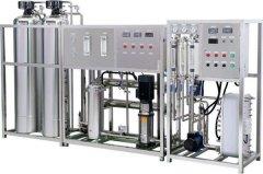 单极反渗透水处理设备