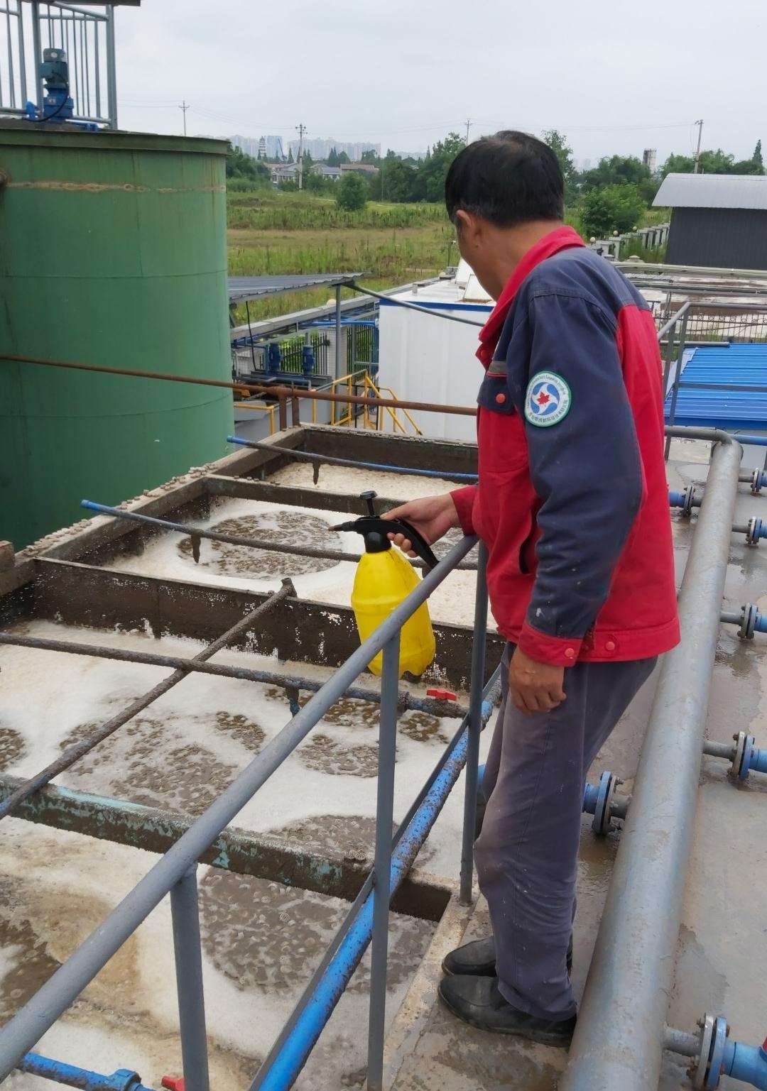 四川岳池制药园区制药废水预处理项目