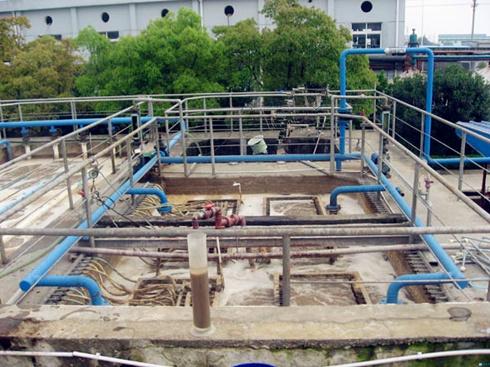 新疆气田高含盐污水处理项目