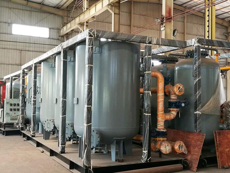 新疆塔里木油田石油采出水综合利用项目