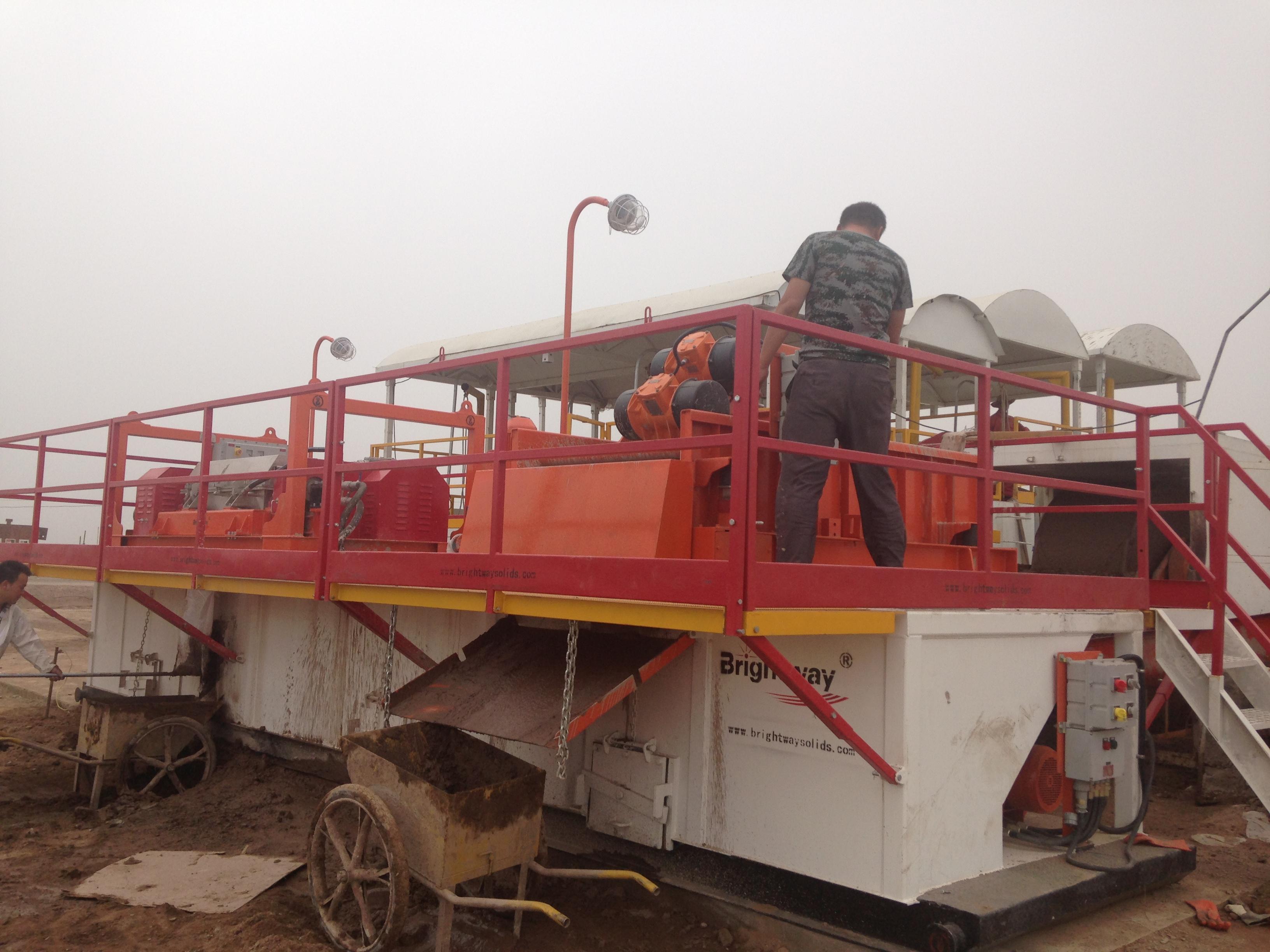 俄罗斯萨拉托夫油田开采水处理项目