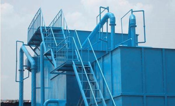 全自动自来水厂一体化净水器