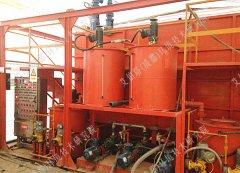 油气田水基泥浆无害化处理系统