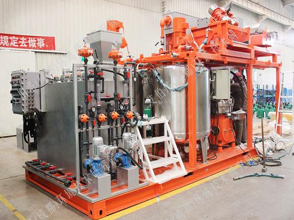 油泥(钻井废弃物)处理技术