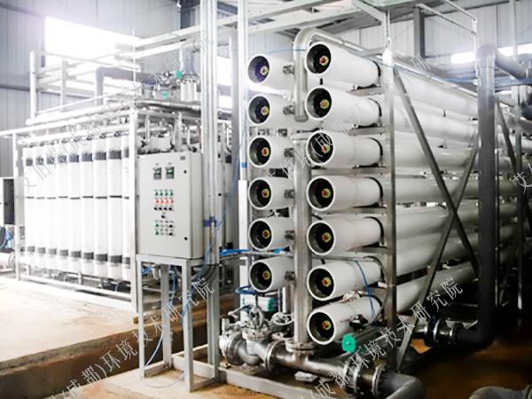 火力发电厂化水系统及污水处理再生利用