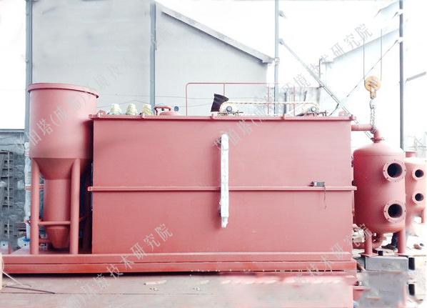 油气田油基泥浆无害化处理系统