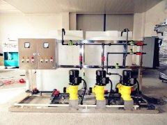 自来水厂加药加氯间控制站技术要求