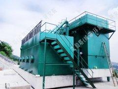 乡镇自来水厂设备专用一体化净水设备特性优点
