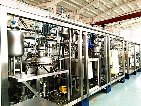 泽普石化凝析气田采出水零排放水处理项目
