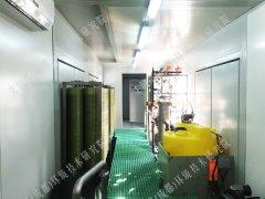 移动式车载垃圾渗透液处理设备