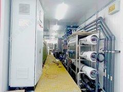 车载垃圾渗滤液处理系统