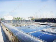 城镇污水处理厂达一级排放升级改造规定