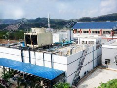 垃圾渗滤液处理能与生活污水处理一起可以吗?