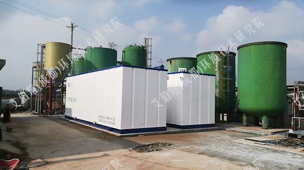 四川某发酵类制药厂废水处理提标改造