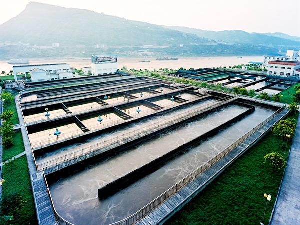 城镇污水处理厂升级改造工程