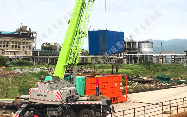 四川新农村一体化污水处理厂提标改造项目