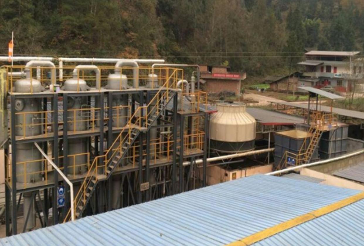 四川钢铁企业炼轧水处理系统中过滤系统升级改造