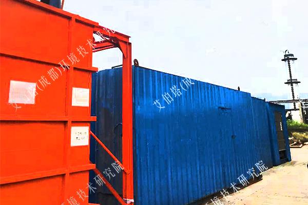 云南省某市政垃圾填埋厂渗滤液处理项目