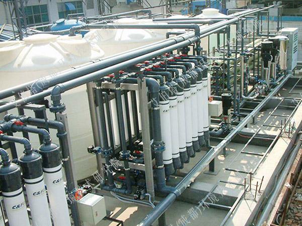 四川垃圾渗滤液无害化处理设备项目