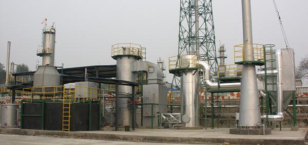 污水处理厂污泥处理设备