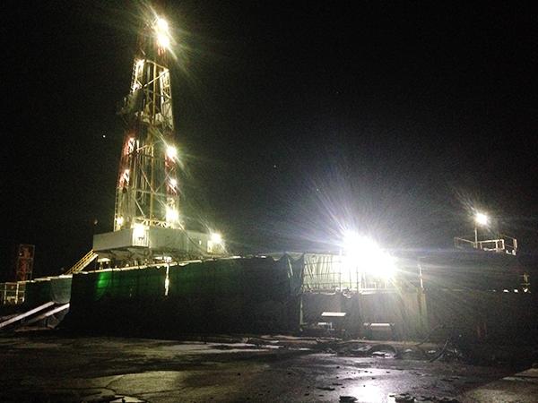 中东油泥治理项目