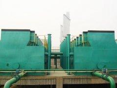 200T/H自来水厂设备一体化净水器运营成