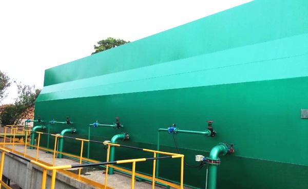 200T/H自来水厂饮用水处设备