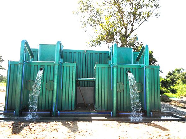 自来水厂一体化净水设备优点