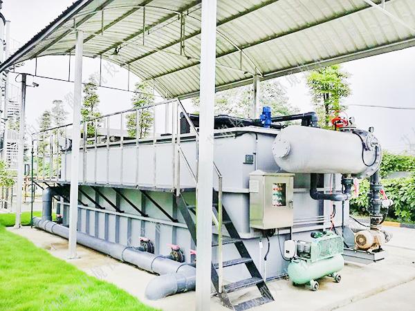 高氨氮餐厨垃圾废水处理设备