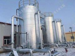 氨基酸生产污水处理系统