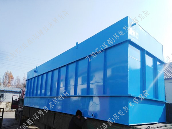 涂装喷漆污水处理设备工艺原理