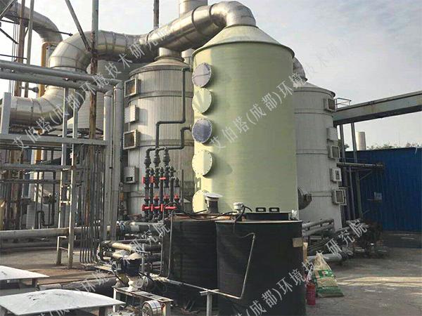 一体化高难度化工废水处理设备