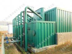 一体化自来水厂设备工作原理