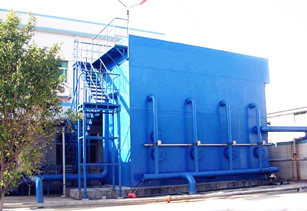 全自动一体化净水器维护和注意事项
