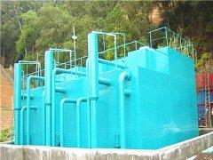 一体化净水器反洗原理