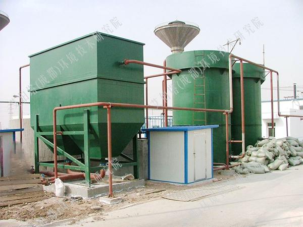 高浓度废水处理工艺化学氧化法