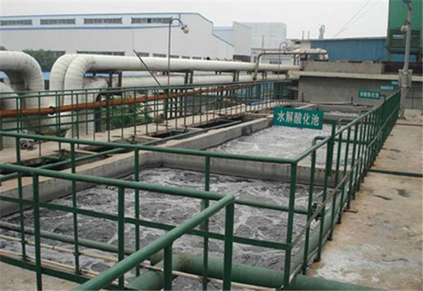 新型高浓度氨氮废水处理生物脱氮技术