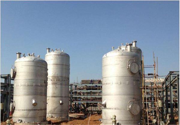 高氨氮废水处理设备氨氮吹脱塔