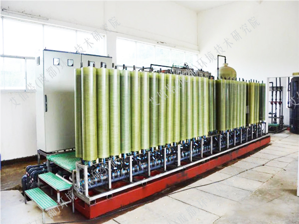 农村垃圾渗滤液处理设备厂家