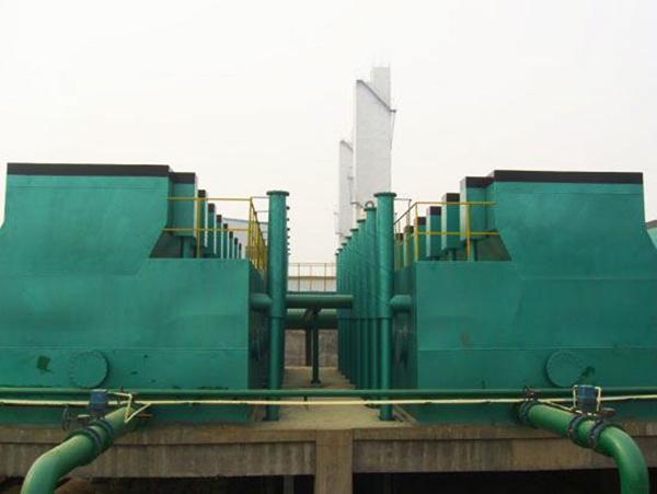 四川自来水厂一体化净水器厂家