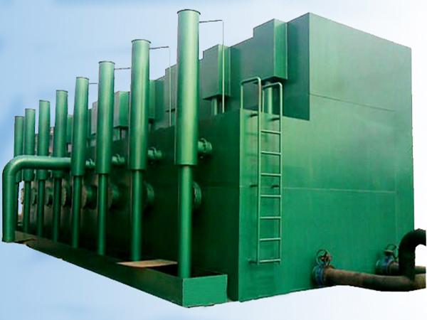 自来水厂一体化净水设备系统介绍
